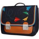 Boekentas met papieren vliegers midi - It bag midi origami kites