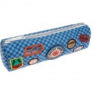 Pennenzak etui met raceprint - pencil case racing