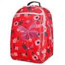 Rugzak met bloemetjes en vlinder - backpack James Flowerbee