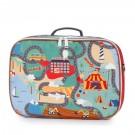 Koffer  - jeune premier mini suitcase roadmap