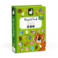Magneetboek gekke dieren