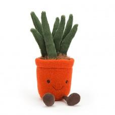 Yucca knuffelkamerplant 38cm