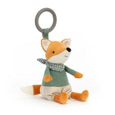 Trekspeeltje vos - Little rambler fox rattle