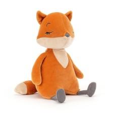 Knuffel slapende vos - Sleepee fox