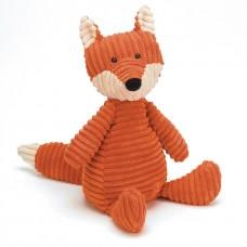 Zacht geribbeld vosje- cordy roy fox small