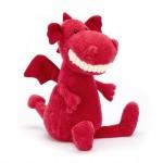 De lachende framboze vleermuis - Toothy dragon
