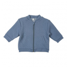 Grijsblauw vestje - Willow jacket stormy blue