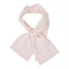 Licht roze gestreepte sjaal - dusty pink