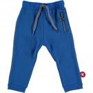 Helblauwe sportieve broek - trousers kobalt