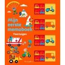 Mijn eerste memoboek - de voertuigen