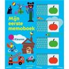 Mijn eerste memoboek - de kleuren