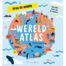 Kras en ontdek - wereld atlas