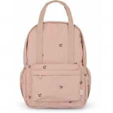 Oudroze rugzak met kriekjes - Loma kids backpack junior cherry