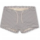 Zwemshort - uni swim stripes navy/ nature