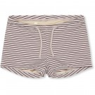 Zwemshort - uni swim striped bordeaux/nature