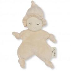 Lichtroze knuffelpopje- Miffi doll nature