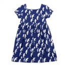 Polly Dress Seagulls