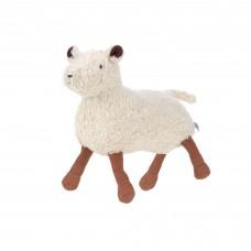 Schaap met Bluetooth speaker - Digital music box tiny farmer sheep