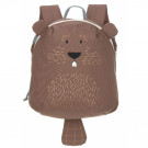 Rugzak bever -Tiny backpack about friends beaver