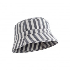 Jack bucket hat navy stripe