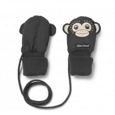 Handschoenen met aapje - playful pepe