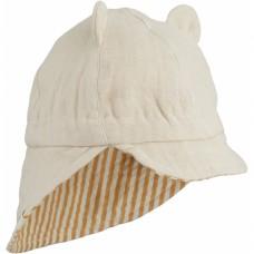 Zandkleurig zonnehoedje - Cosmo sun hat sandy