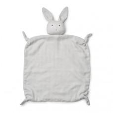 Grijs knuffeldoekje konijn - Agnete cuddle cloth rabbit dumbo grey