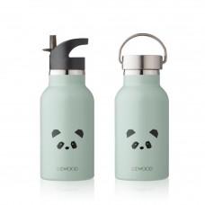Drinkbus panda mint - water bottle panda anker dusty mint