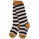 Gestreepte kniekousjes  - sofia knee socks stripes - maat 17/18 - 0/6m (Geboortelijst Lou V.)