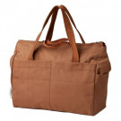 Verzorgingstas terracotta - Melvin mommy bag terracotta
