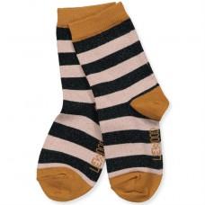 Gestreepte sokjes - silas lurex socks