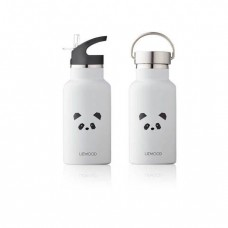 Drinkbus panda - Anker water bottle panda light grey