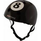 Helm zwart  8 Medium  (Geboortelijst Axel B.)