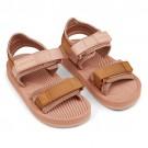 Roze sportieve sandaal - Monty sandals rose mix