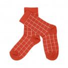 Chili sokken raster - Nico socks chili