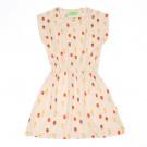Lichtroze kleedje met ijsjes - Yara dress ice cream pink