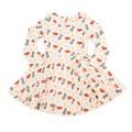 Kleedje Trissia met gekke vormen - Dress trisia forms