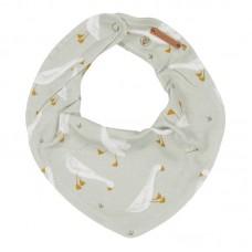 Muntgroene bandana met gansjes - Little Goose