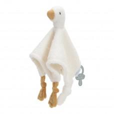 Knuffeldoek- Little goose