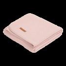 Lichtroos ledikantdeken - blanket pure pink