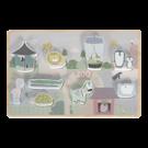 Vormenpuzzel dierentuin