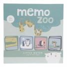 Memo dierentuin - Memo zoo