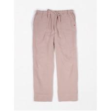 Oudroze hydrofiele broek - Pants tetra pink sand - dames