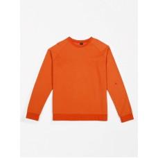Oranje sweater dames - Raglan sweater french terry fiesta red