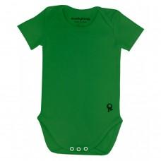 Groene body korte mouwen - Mambotango