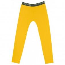 Gele legging mambopant - Mambotango