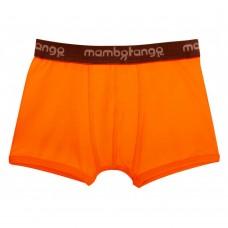Oranje boxershort - Mambotango