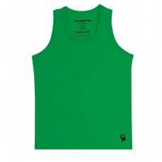 Groene mouwloze t-shirt - Mambotango