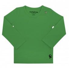 Groene t-shirt lange mouwen - Mambotango