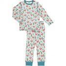 Tweedelige pyjama met vosjes - pyjama set fox